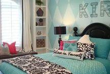 Home: Bedrooms for Girls / Girl nurseries, Girl bedroom, girly spaces,