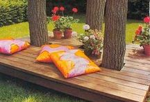 Home: Outdoors, Back yard, / Backyard Ideas, Dream yards, pools, landscape, out doors,