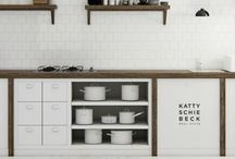 Kitchen / by Monika Gurgul