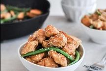healthy eats || chicken