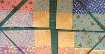 To quilt - disappearing 4 &9 patch