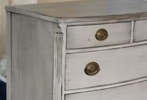 PAINTED FURNITURE / home