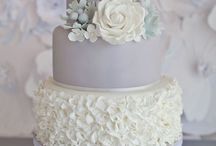 Wedding Cakes and Desserts / Wedding Cake, Sweets and Treats