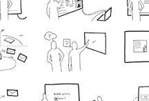 Comic layouts