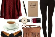 Fashions / by Helen Zumwalt