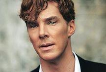 Benedict Cumberbatch / by Monika Gurgul