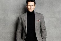 Men's Made To Work / Take it up a notch this fall, with these refined looks for men. / by Lands' End