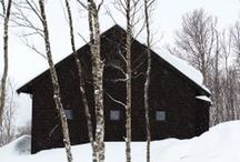 My Dream Beautiful Wooden House Season / by Monika Gurgul
