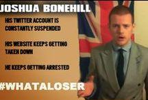 The Bonehill Zone / Everything/anything Joshua Bonehill related...