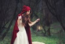 LOOK || Red Riding Hood / Halloween costume inspiration