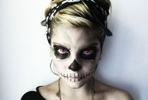 LOOK || Skeleton / Halloween costume inspiration