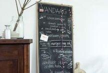 HOME - Chalkboard