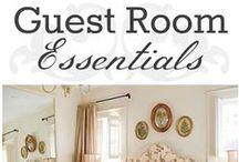 Home: Guest Rooms / Guest room idea, guest room inspirations