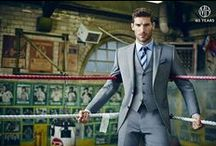 Performance Suits by Moss Bros. / Introducing the Performance suit. A high octane suit for how we live. We've drawn on our 165 years of tailoring expertise to create the ultimate suit for today's urban man because we know how tough life can be. / by Moss Bros.
