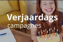 Verjaardagscampagnes