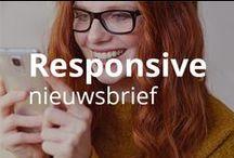 Responsive nieuwsbrief