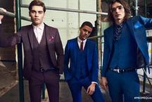 #PromSquad by Moss Bros. / We'll make you feel like an individual in your squad. Choose to express yourself and match your own unique style and personality.  / by Moss Bros.