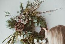 babie lato | zimowe dekoracje