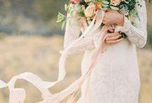 ślub | bukiet Pani Młodej