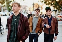 The boys board / by Caroline thruston