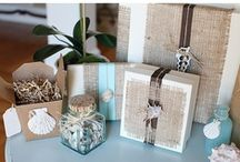 Gift Wrapping Ideas / by Deneal Bullock