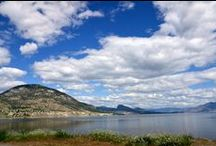 TRAVEL TO: Savour the Okanagan. / Rich in history, with an abundance of natural beauty, British Columbia's Okanagan Valley bursts with the creations of land and labour:  internationally-renowned wines, the harvest of fruits and vegetables destined for both family tables and world-class eateries, art and culture inspired by the terroir. The ripening warmth spreads from lakeside beaches in summer to the top of champagne-powdered mountains in winter. Visit, and take time to breathe. / by All She Wrote