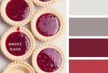 Colour Themes / Colour inspirations / by Jen Owens