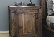 DIY - Furniture / Fun, beautiful furniture for my home / by Jen Owens