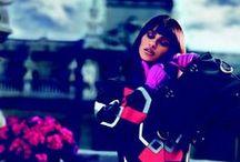 fashion shoots/campaigns / by Caroline thruston