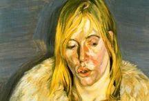 Lucian Freud / by Caroline thruston