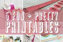printables & stuff