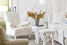 Clever Rooms / Rooms to spark ideas in my mission to redesign my home. / by Denise Mullikin