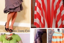 Craft Ideas: Sewing and Fabric / Making and remodeling clothes, home items, quilts, and anything that uses fabric.