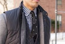 Clothings and Other Stylish Wearables / by Alexander Hoskins