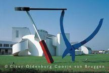 Claes Oldenburg/Coosje van Bruggen