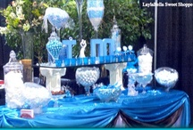 Candy Buffets / by LaylaBella SweetShoppe