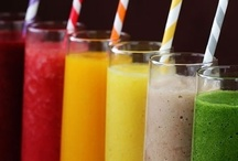 Foodie | Drink it up / Drinks from boozy goodness to healthy smoothies / by Jen Owens