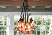 Lighting / ideas and inspiration for the lighting my home / by Denise Mullikin