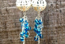 Craft Ideas: Beading and Jewelry / Crafts with beads, and jewelry techniques.