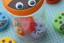 Craft Ideas: Kids / Kids crafts and art projects.