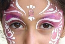 Facepainting stuff