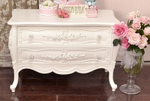Antique Furniture / by Buttercup .