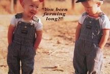 You been farming long??