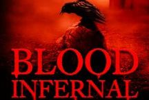 Sanguines Series / James Rollins and Rebecca Cantrell are co-authors in the bestselling Sanguines series: City of Scream, The Blood Gospel, Blood Brothers, Innocent Blood and Blood Infernal.