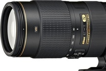Nikon Photo Lenses / Pin the lenses you have... or the ones you want!