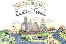 Texas  & Austin