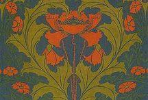 Textiles, rugs, wallpaper & tile