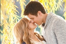 Romance novel inspiration / Great kissing shots