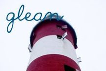 Glean Magazine / glean digital magazine is a new bi-monthly web publication based on the south coast and features lifestyle, interiors, entertainment, style and much more!