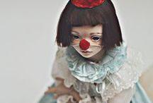 JooDella / porcelain bjd doll